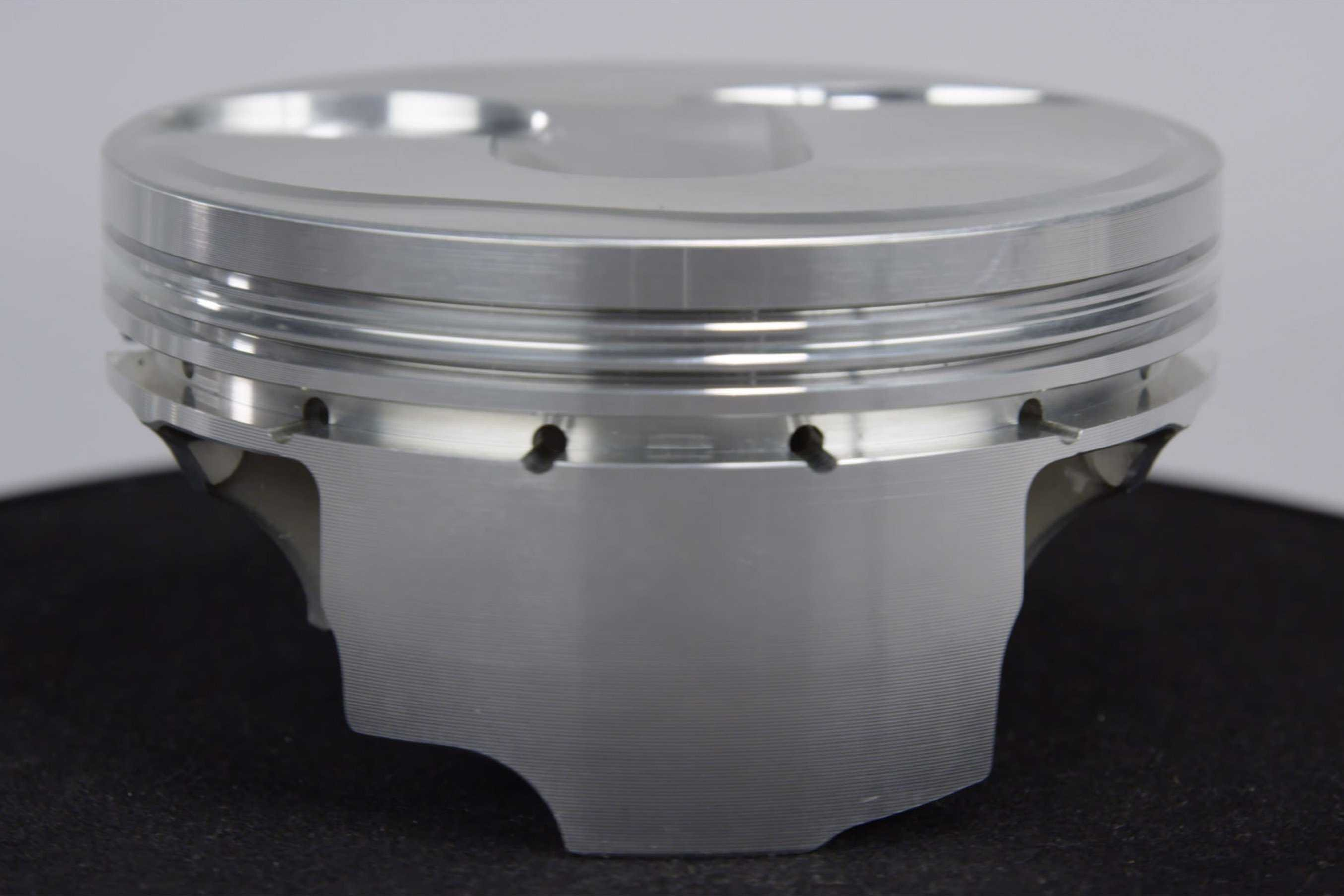 New LT1 and LT4 Small-block Chevy Asymmetrical Pistons