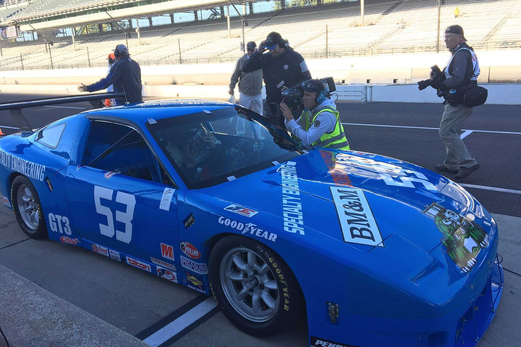 Colin Jackson's SCCA Runoff Dominating Nissan 240SX