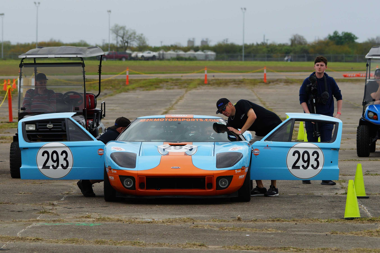 Ford GT MK2