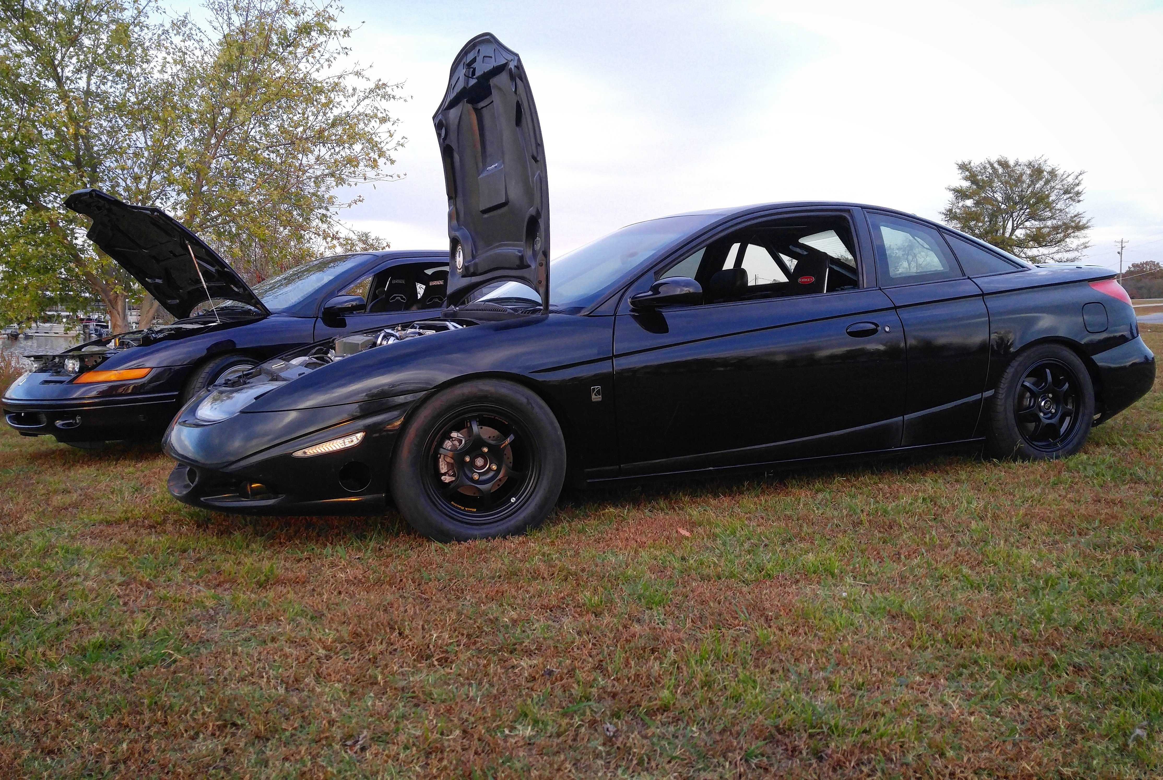 A Tuner Car Of A Different Feather: Aaron Cox's Saturn SC2