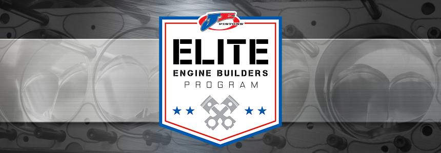JE Pistons Elite Engine Builders